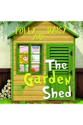 The Garden Shed - Polly and Daisy