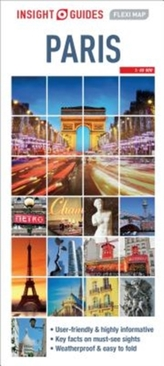 Insight Guides Flexi Map Paris