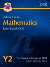 New A-Level Maths for OCR: Year 2 Student Book with Online Edition