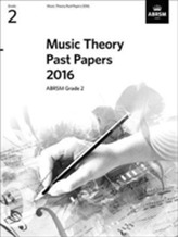 Music Theory Past Papers 2016, ABRSM Grade 6