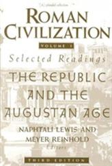 Roman Civilization: Selected Readings