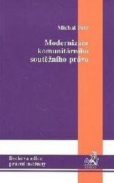 Modernizace komunitárního soutěžního práva