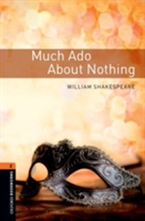Oxford Bookworms Library: Level 2:: Much Ado about Nothing  Playscript