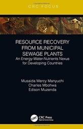 Resource Recovery from Municipal Sewage Plants