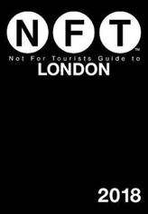 Not For Tourists Guide to London 2018