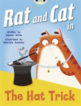 BC Red A (KS1) Rat and Cat in The Hat Trick
