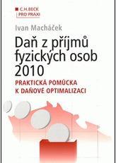 Daň z příjmů fyzických osob 2010.