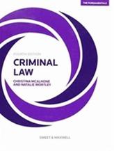 Criminal Law - The Fundamentals