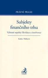 Subjekty finančního trhu