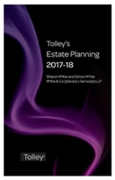 Tolley's Estate Planning 2017-18