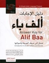 Answer Key for Alif Baa