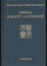 Sbírka nálezů a usnesení ÚS ČR, svazek 64