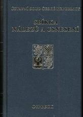 Sbírka nálezů a usnesení ÚS ČR, svazek 66 (vč. CD)
