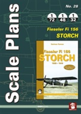 Scale Plans No. 28: Fieseler Fi 156 Storch