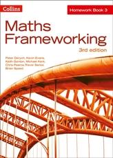 KS3 Maths Homework Book 3
