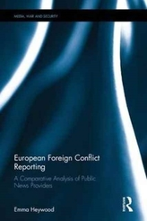 European Foreign Conflict Reporting