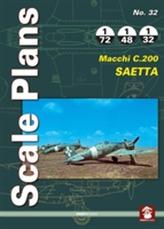 Scale Plans No. 32: Macchi C.200 Saetta