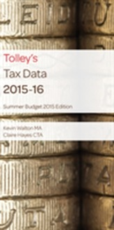 Tolley's Tax Data