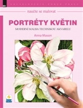 Naučte se malovat: Portréty květin