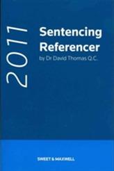 Sentencing Referencer