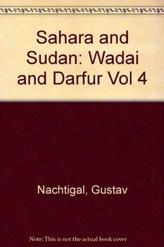 Sahara and Sudan