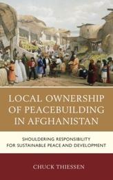 Local Ownership of Peacebuilding in Afghanistan
