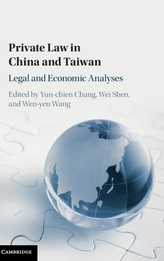 Private Law in China and Taiwan