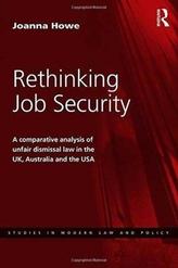 Rethinking Job Security