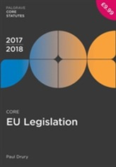 Core EU Legislation 2017-18