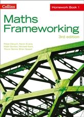 KS3 Maths Homework Book 1
