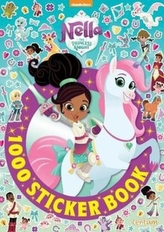 Nella The Princess Knight 1000 Sticker Book