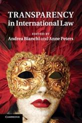 Transparency in International Law