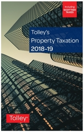 Tolley's Property Taxation 2018-19