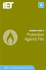Guidance Note 4: Protection Against Fire