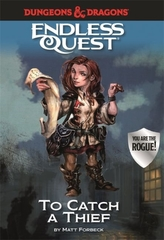 Dungeons & Dragons Endless Quest: To Catch a Thief