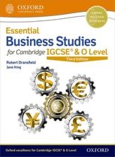 Essential Business Studies for Cambridge IGCSE (R) & O Level