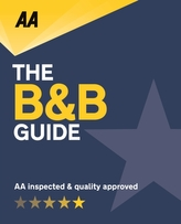 AA Bed & Breakfast Guide 2019: (B&B Guide)