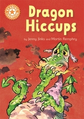 Reading Champion: Dragon's Hiccups