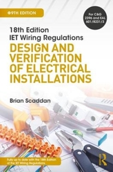 IET Wiring Regulations: Design and Verification of Electrical Installations, 9th ed