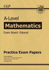 New A-Level Maths Edexcel Practice Papers (for the exams in 2019)
