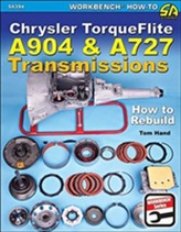 Chrysler Torqueflite A904 and A727 Transmissions