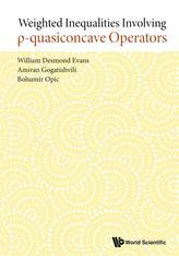 Weighted Inequalities Involving P-quasiconcave Operators