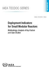 Deployment Indicators for Small Modular Reactors