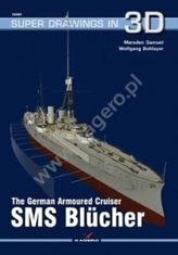 The German Armoured Cruiser SMS BluCher
