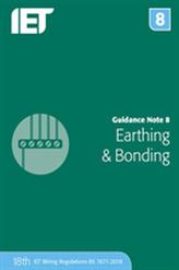 Guidance Note 8: Earthing & Bonding