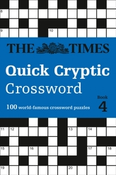 The Times Quick Cryptic Crossword Book 4