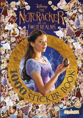 The Nutcracker and the Four Realms 1000 Sticker Book