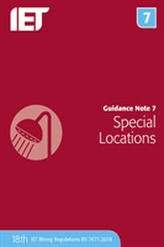 Guidance Note 7: Special Locations