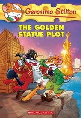 The Golden Statue Plot (Geronimo Stilton #55)