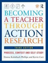 Becoming a Teacher through Action Research